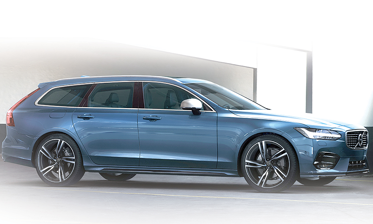 Qu Eacute Bec Expected To Drive Nearly Half Of Volvo V90 Sales In Canada
