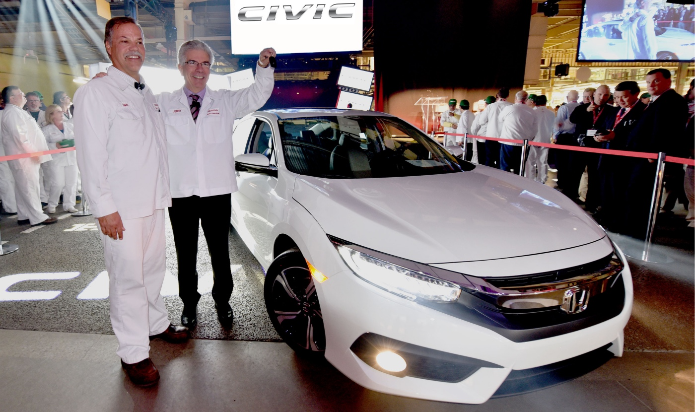 Japan-based auto sector grows in Canada, bucking overall trends