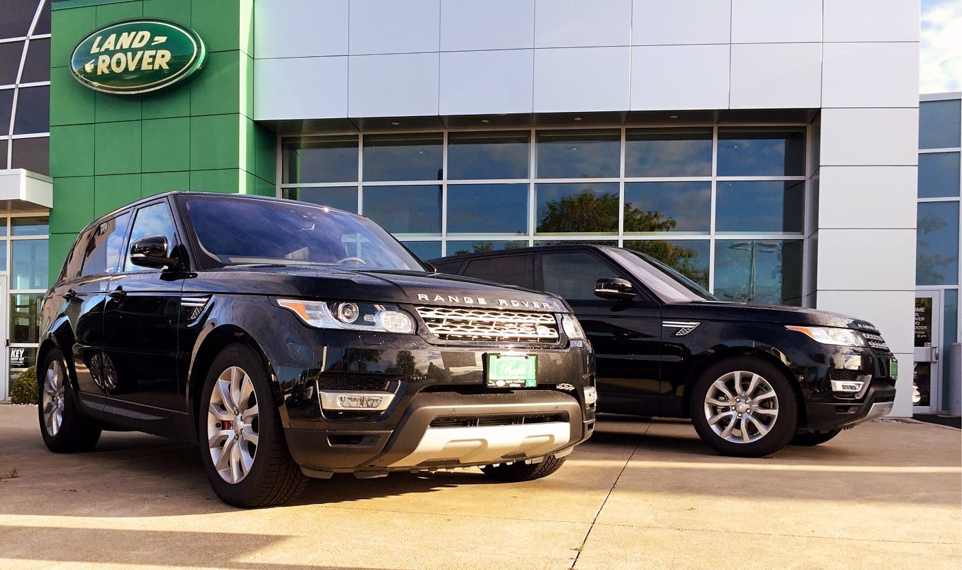 Car Dealers Toronto >> Beautiful Cars Need Beautiful Showrooms Says Jlr Canada