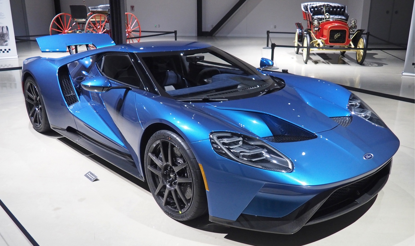 Ford Recalls  Canadian Built Gt Supercars Over Hydraulic Fluid Leak