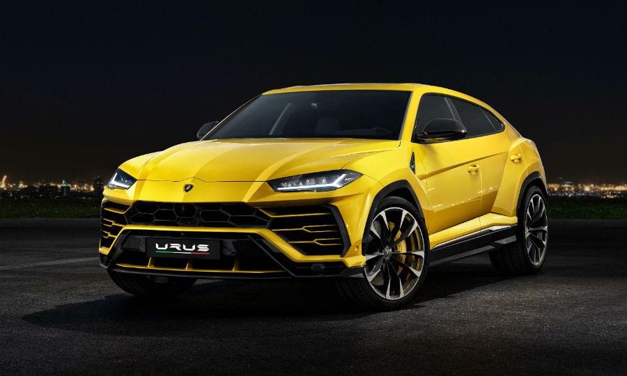 Lamborghini Bets On Power With Urus Suv