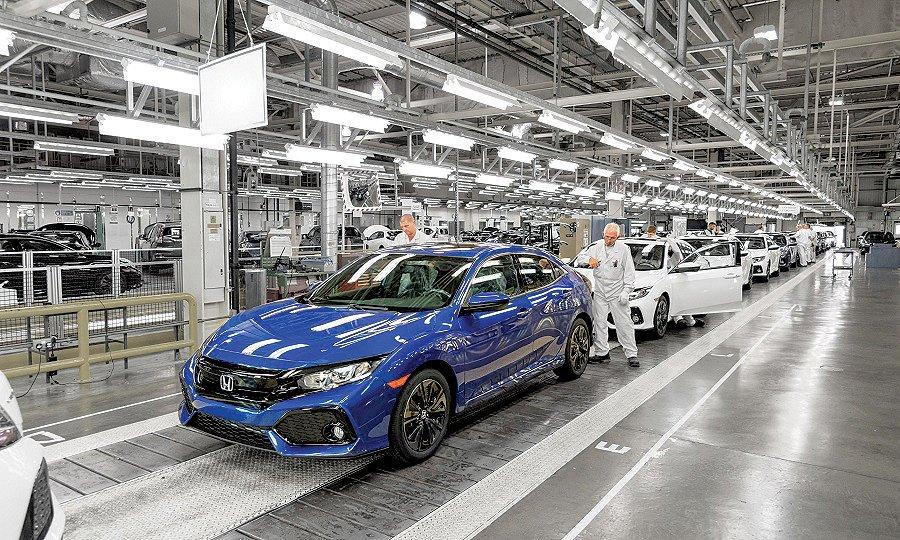 Honda's European plant closings shifts work to North America