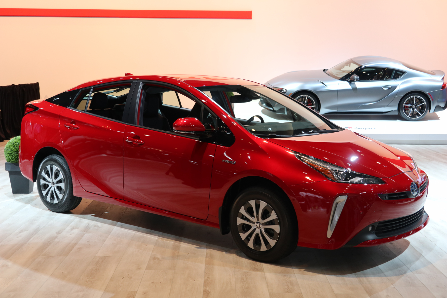 Toyota Prius AWD-e 'really about how it behaves in winter