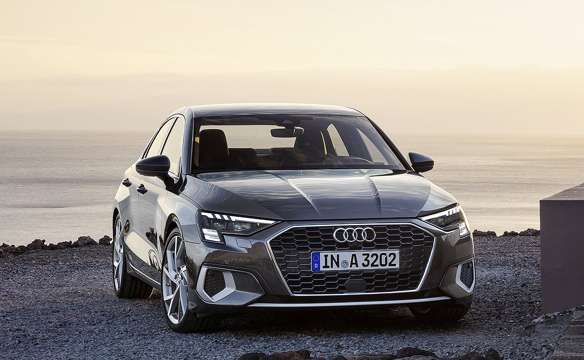 2021 Audi A3 photo gallery