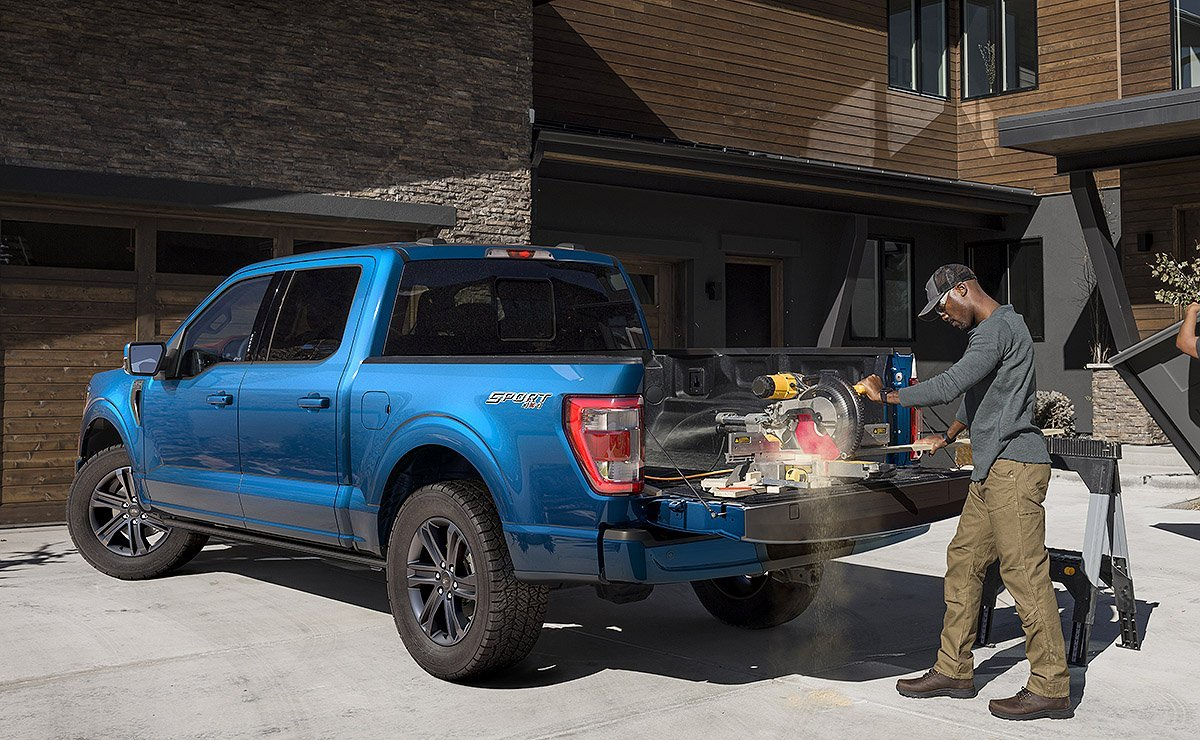 F 150 Hybrid Expected To Be Low Volume In Canada Where Job Sites Are Key