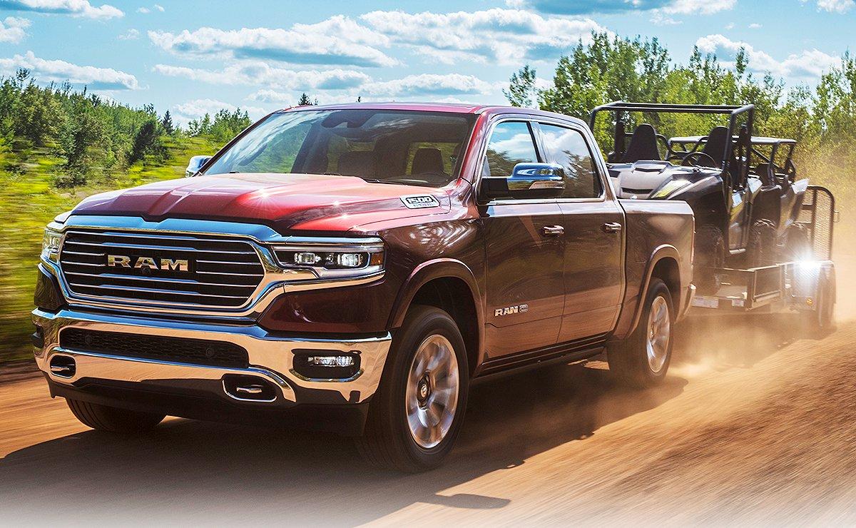 2020 Ram Ecodiesel Fuel Economy Right Behind Diesel Chevy Silverado