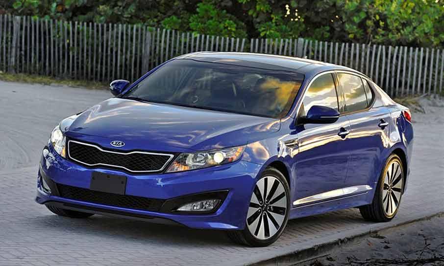 Kia recalls 65,000 vehicles in Canada for airbag glitch