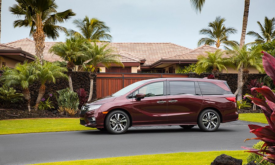Honda Canada Recalls About 11 000 Odyssey Minivans For Latch Issue