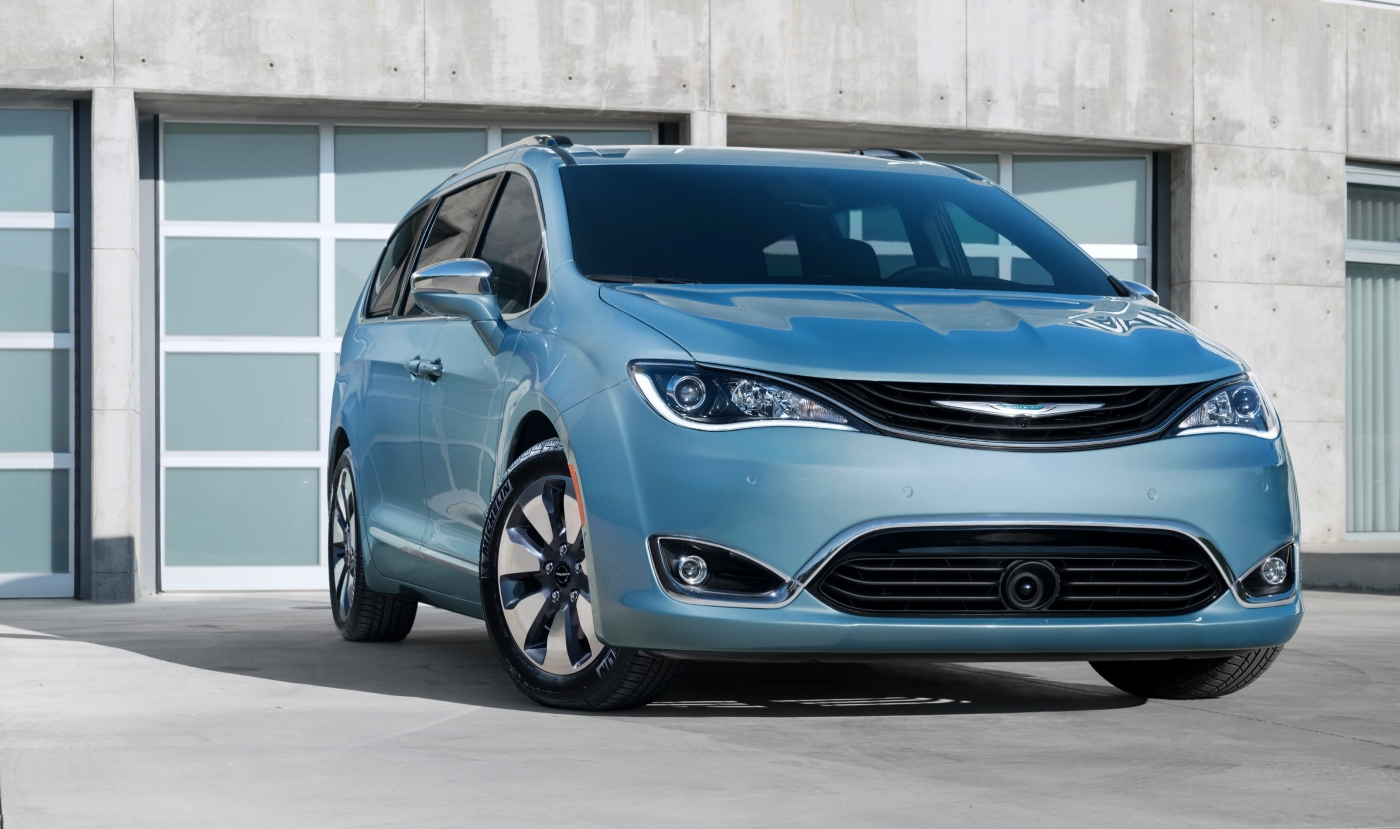 Chrysler Pacifica Hybrid To Cost 56