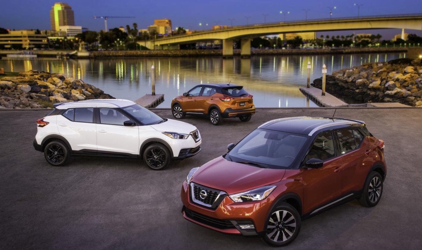 Nissan Kicks Light On Price Heavy On Safety