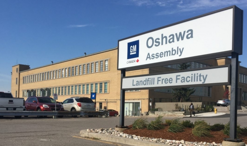 Gm Canada Says It Will Find 2 400 Jobs For Oshawa Workers