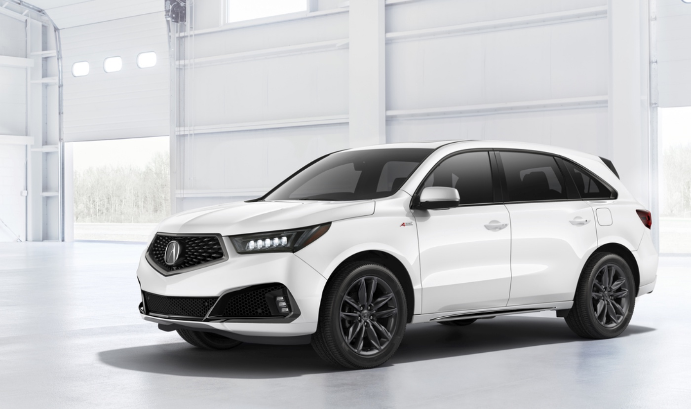 2018 Acura CDX: Design, Engine, US Launch >> Acura Mdx A Spec Sport Variant Arrives In Canada