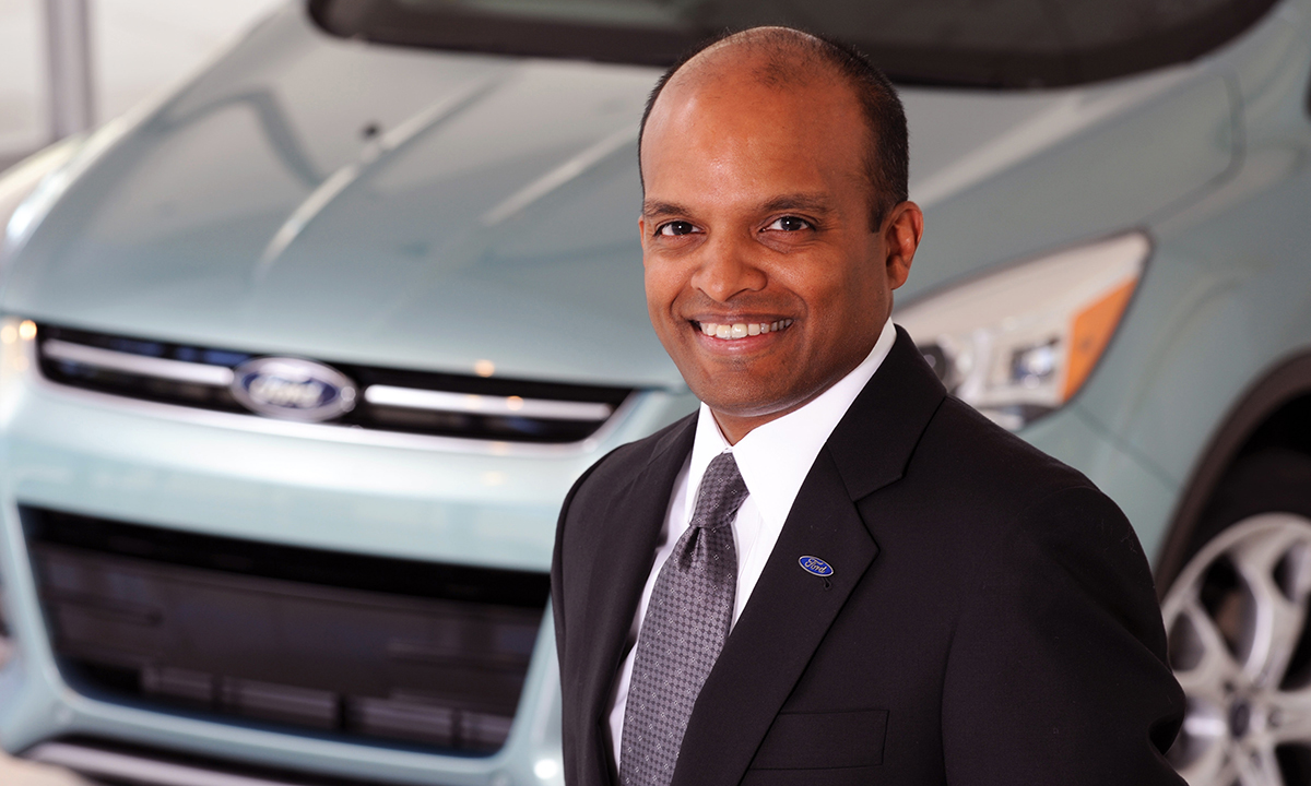 Ex Ford Exec Raj Nair Named President Of Canadian Racing Firm Multimatic