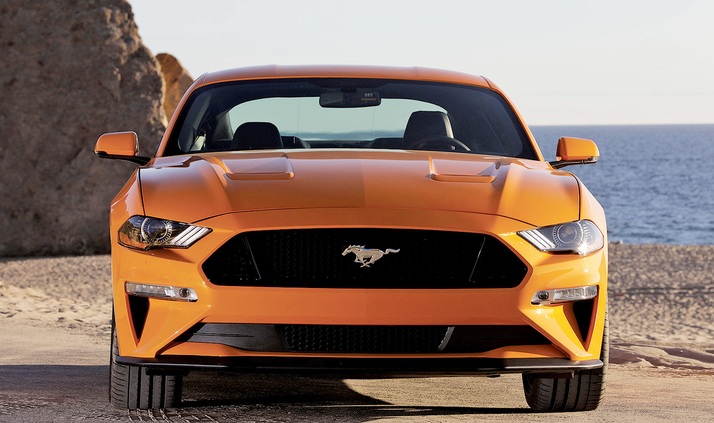 Ford aims to spread mustangs dna