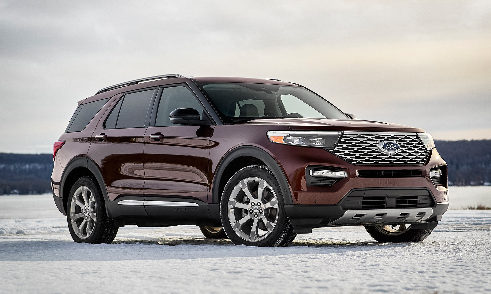 Ford Explorer Gains Space For Passengers Plywood In Major Redesign