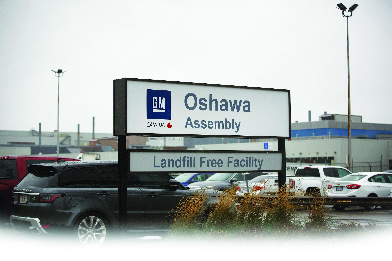 General motors oshawa