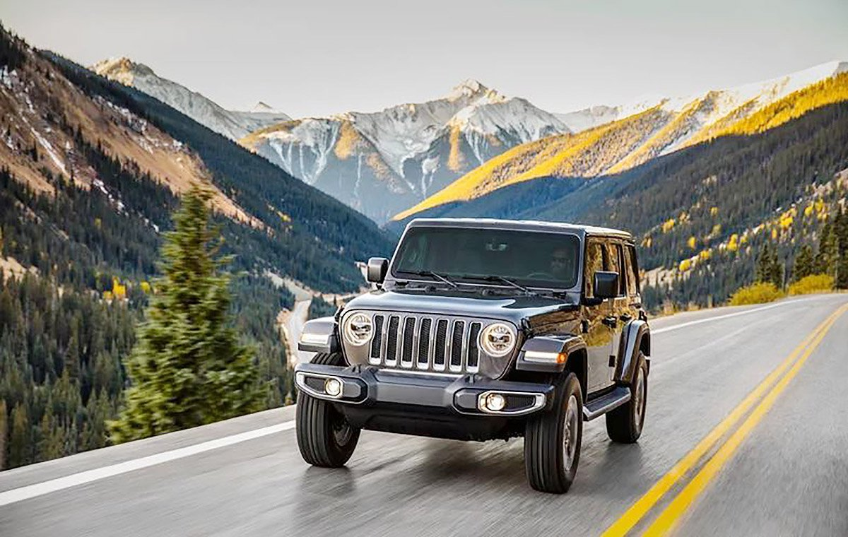 Alleged Jeep Wrangler Death Wobble Leads To Class Action Lawsuit