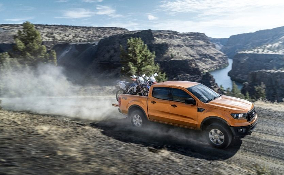 Ford Ranger To Come Standard With 4x4 Start At 32 769