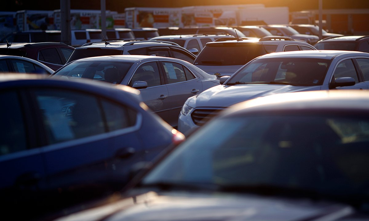 Gravity Auto Sales >> Canadian Auto Sales Dip Again In August As Interest Rates Rise