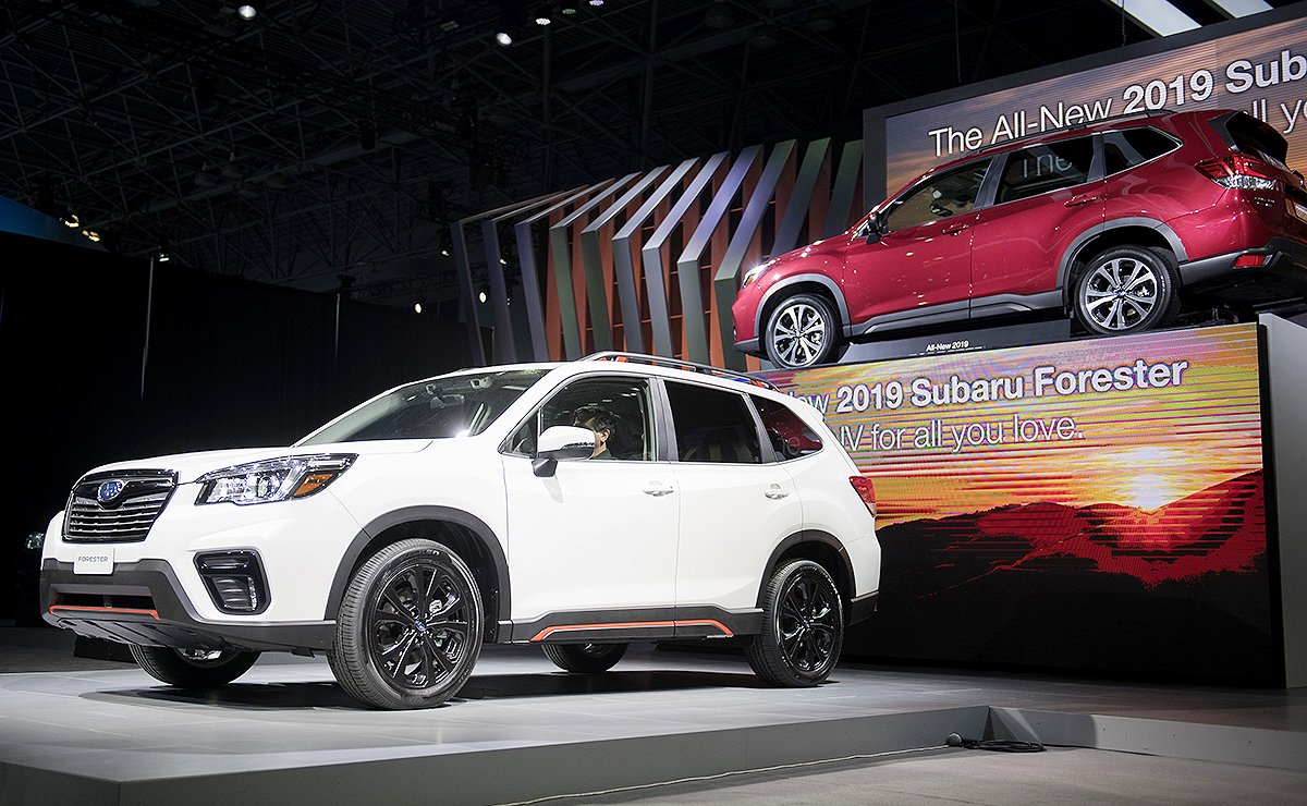 Subaru ups price of redesigned, bigger Forester by $700