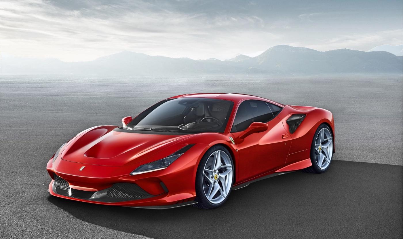 UPDATE: Ferrari F8 Tributo Replaces 488 GTB, Is a Pista In