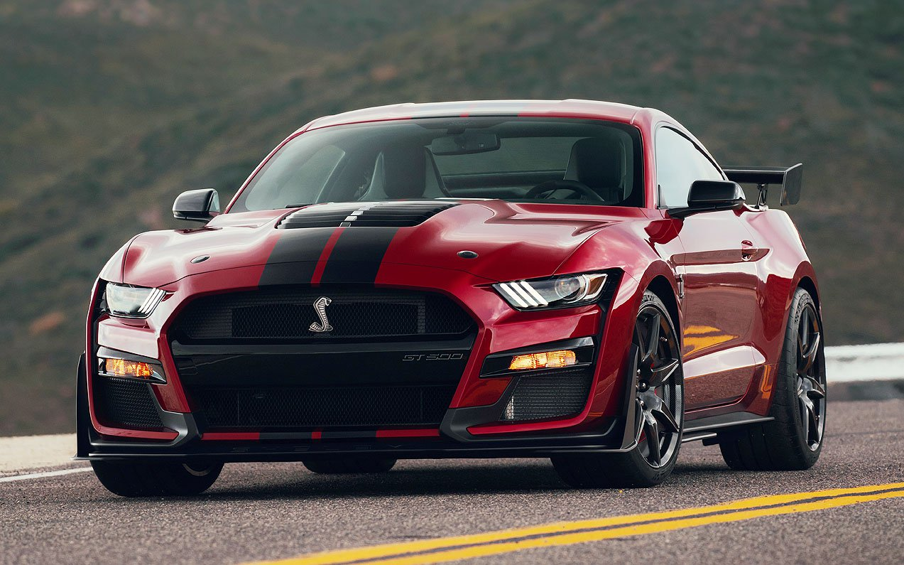 2020 mustang shelby gt500 to start at $96,425 in canada
