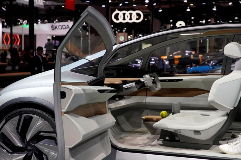 Tremendous Return Of The Bench Seat Concept Evs Show Space Big Enough Pdpeps Interior Chair Design Pdpepsorg