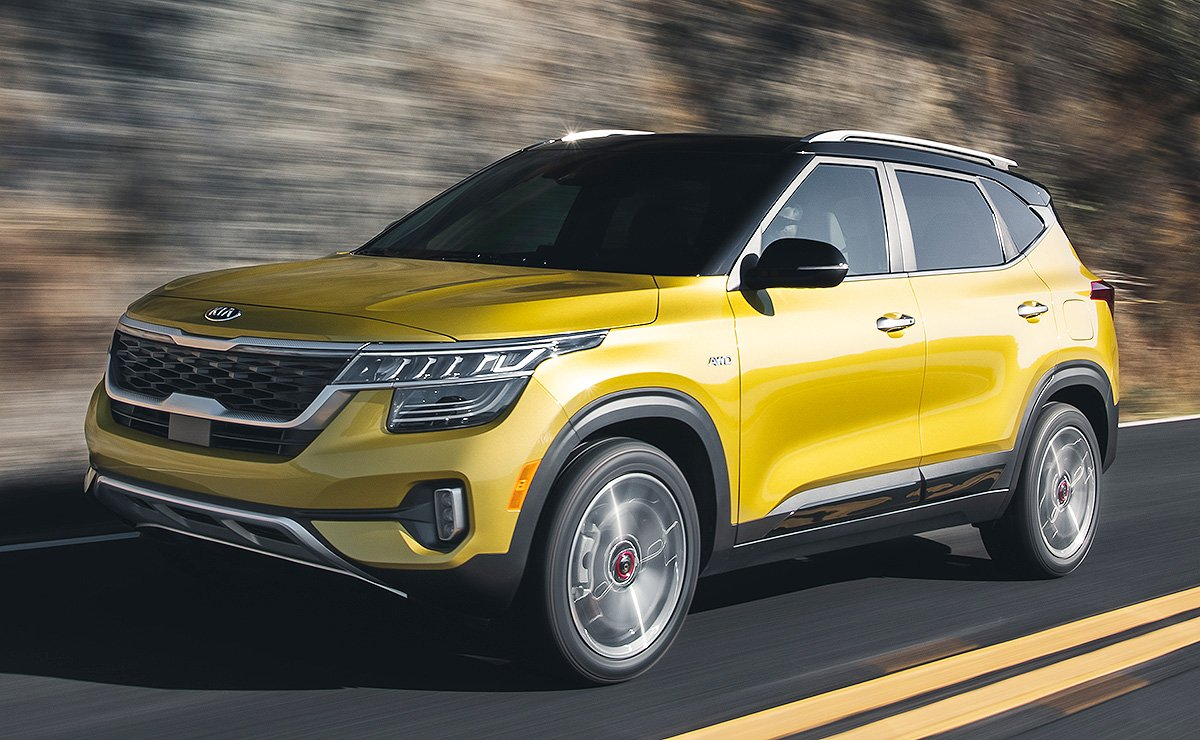 2021 kia seltos photo gallery