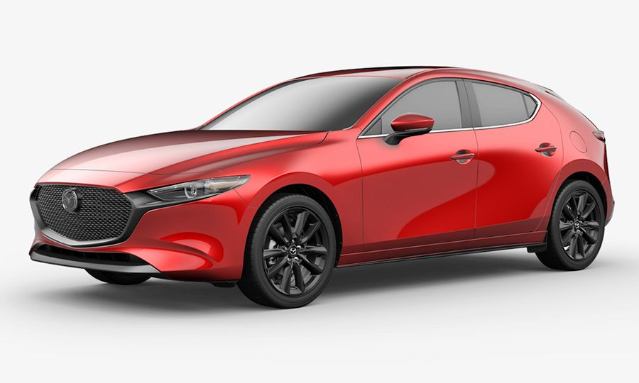 Car Of The Year finalist: Mazda3