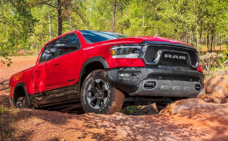 Utility Vehicle Of The Year finalist: Ram 1500 EcoDiesel
