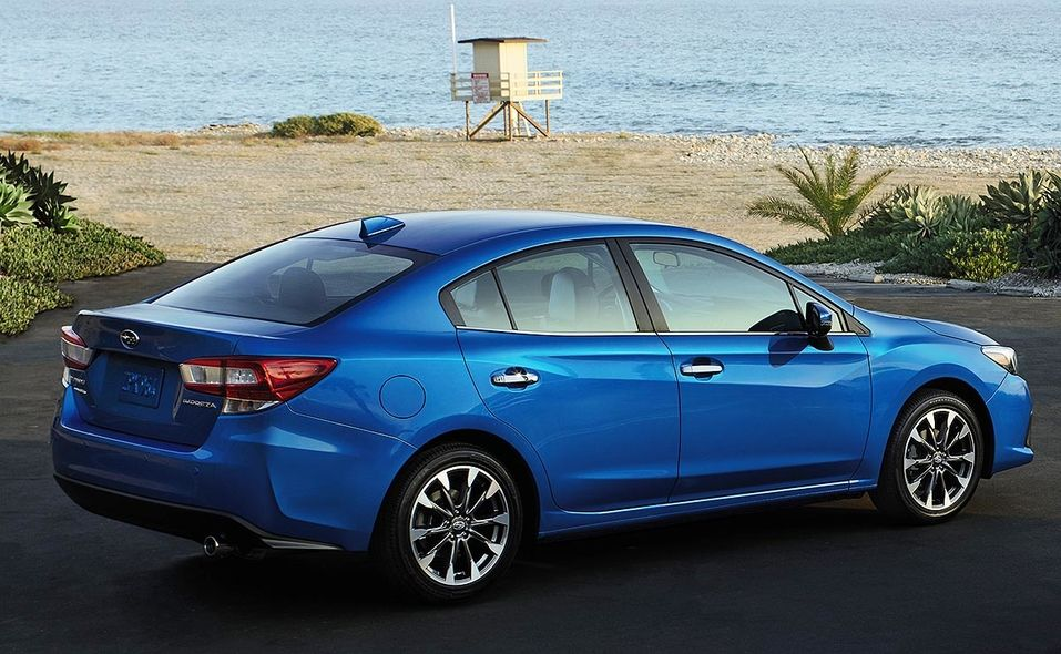 2020 Subaru Impreza photo gallery
