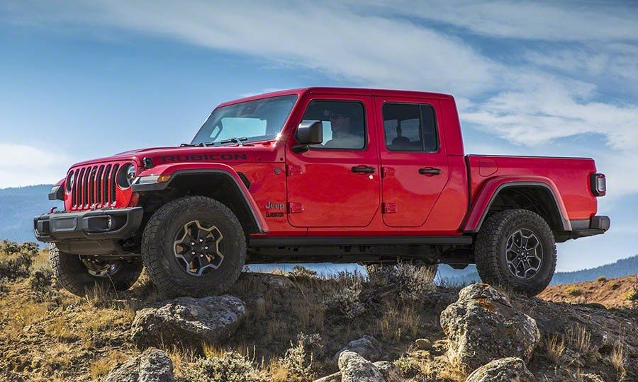 Jeep Gladiator Starting At 47 390 Is Priced As A Premium Player