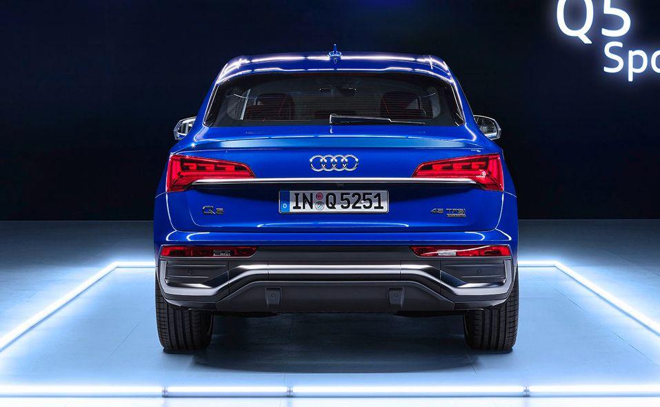 2021 Audi Q5 sportback photo gallery