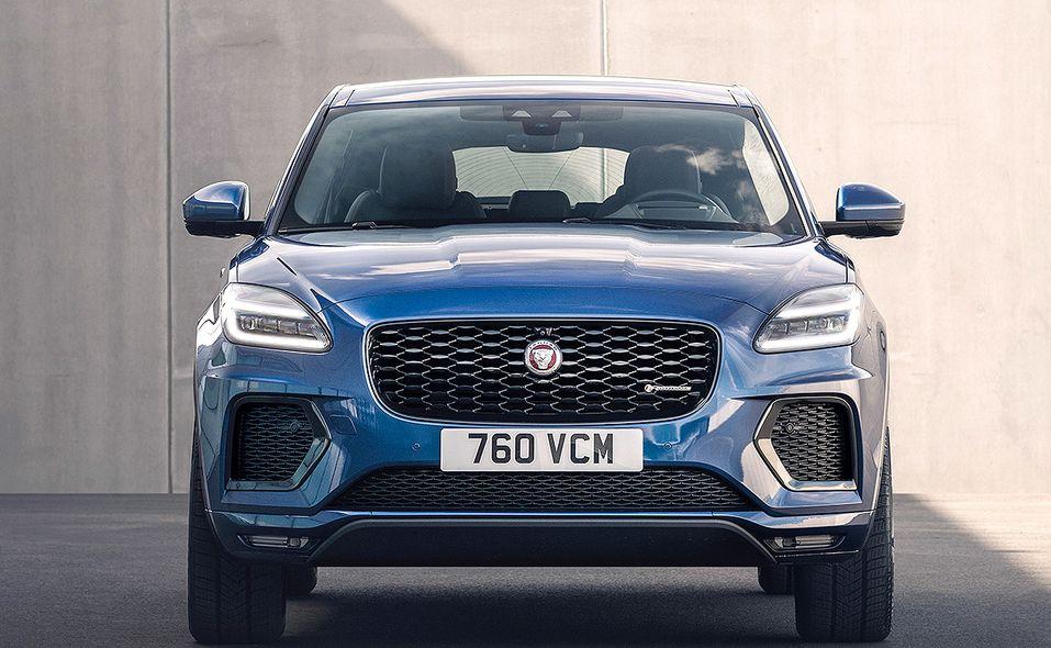 2021 Jaguar E-Pace photo gallery
