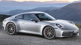 Car Of The Year finalist: Porsche 911 Carrera