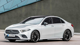 Car Of The Year finalist: Mercedes-Benz A-Class