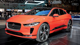 Utility Vehicle Of The Year finalist: Jaguar I-Pace