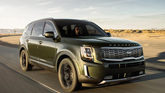 Utility Vehicle Of The Year finalist: Kia Telluride