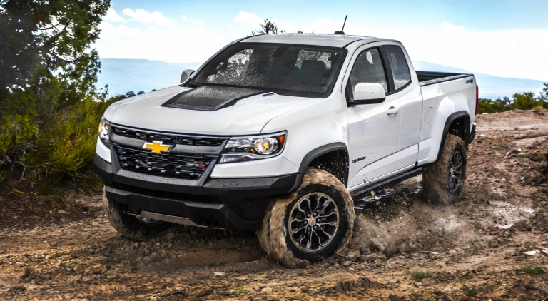 Midsize trucks have some pickup as sales surge