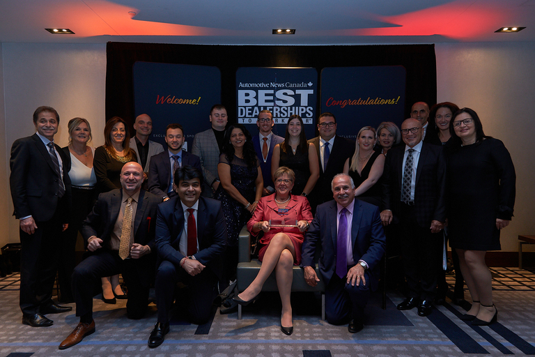 Canada's Best Dealerships to Work For give insight into staff retention