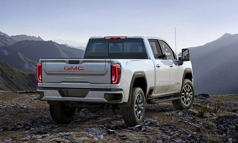 GMC adds AT4 subbrand, Sierra 1500 features to HD lineup