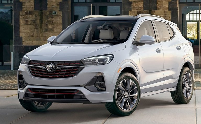 Buick Encore GX for Canada arriving in early 2020