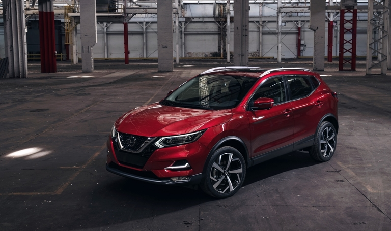 Nissan hikes price, safety of Qashqai for 2020 model year