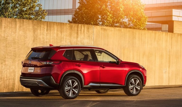 2021 Nissan Rogue has more power, less weight and fewer trims