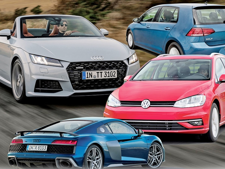 Audi kills TT, VW cuts Golf lineup to make room for EVs