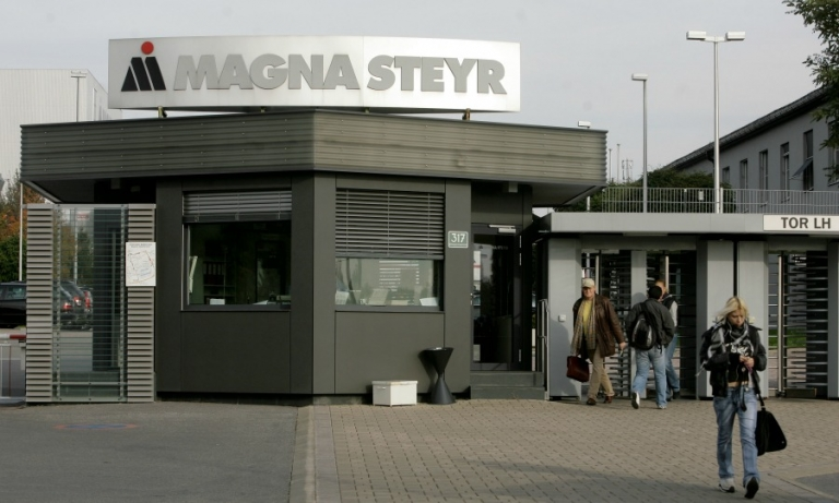 Magna considers new contract assembly plant in Europe