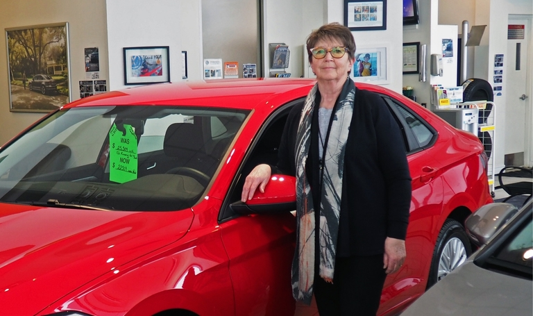 Canada's auto industry still 'males' it in