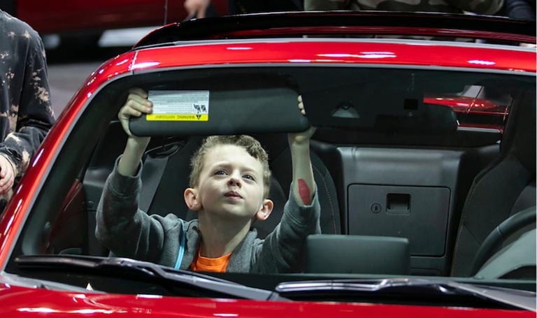 Canadian International AutoShow attendance dips, but online presence grows