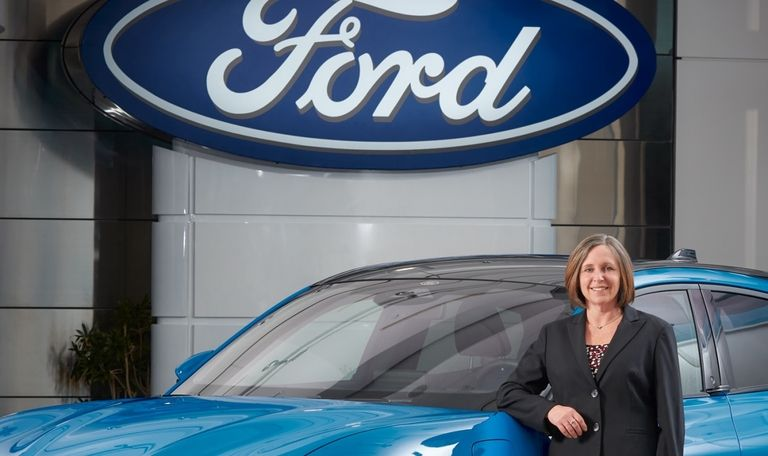 New Ford Canada CEO Bev Goodman seen by dealers as 'really positive'