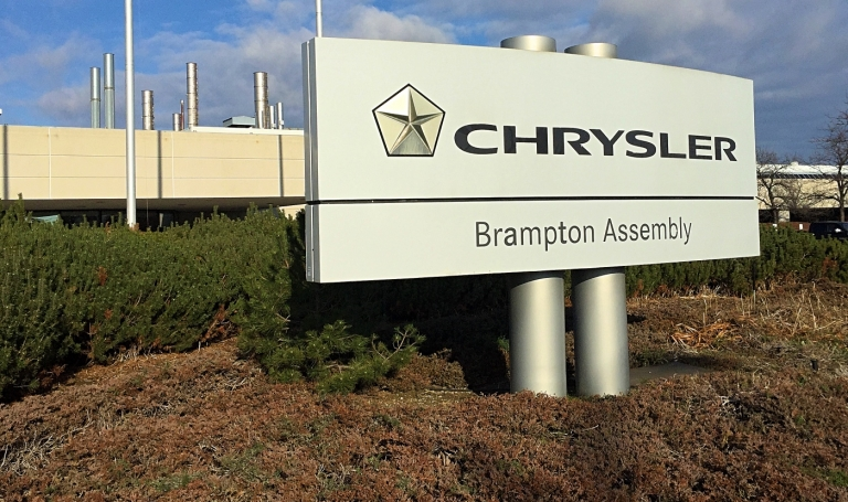 FCA idling 2 plants, including Brampton, Ont., due to global microchip shortage